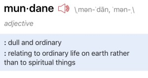 Mudnane Definition